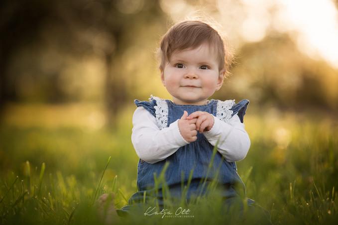 Familienfotografie, Kind, Natur, Foto, lachen