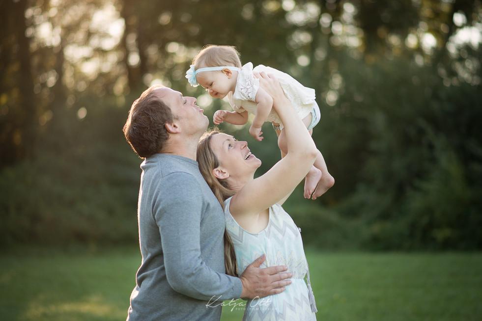 Familienfotografie, Kind, Natur, Foto, lachen,