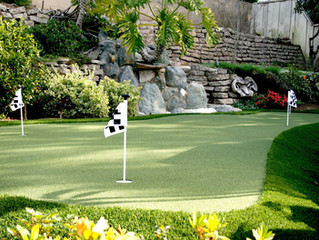 Work On Your Short Game From Home