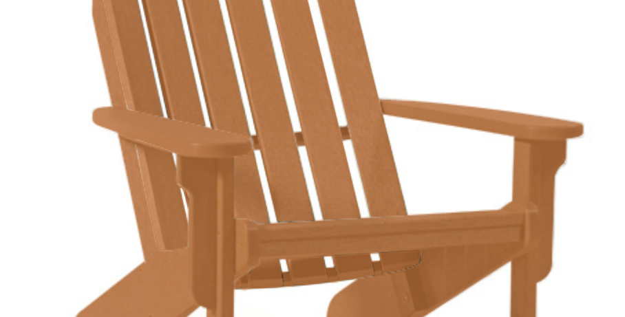 Shoreline Adirondack Chair: Cedar
