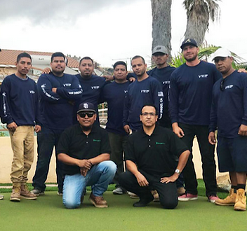 Green Turf Pro Inc. Team