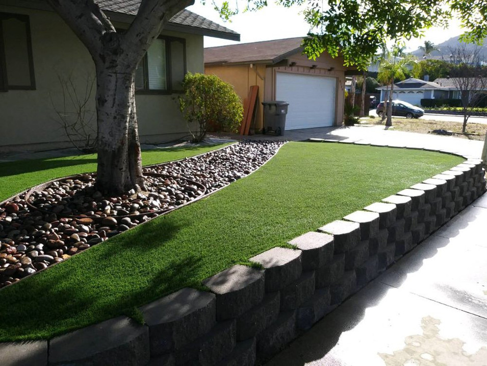 Artificial Grass Installation San Diego