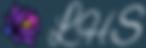 logo - flower, text, transparent (146x48