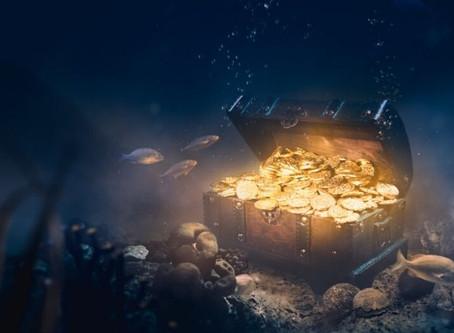 Dive Deep for the Treasures you Seek