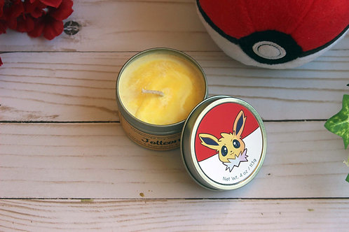 Electrifying Jolteon | Eeveelution Collection 4oz