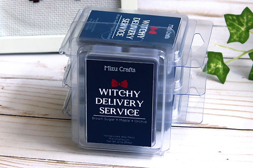 Witchy Delivery Service | Studio Ghibli Wax Melt