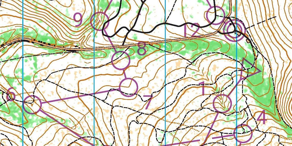 Beginner Orienteering at Pattee Canyon