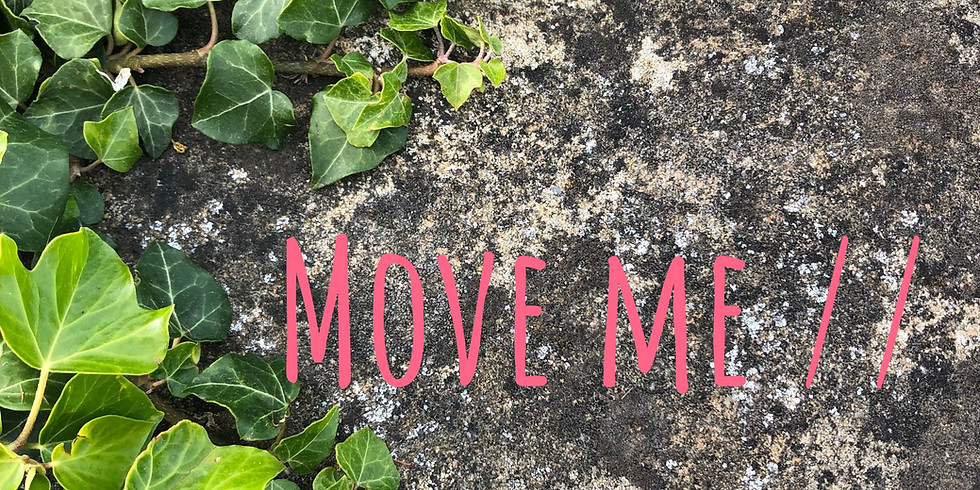 Move Me // Mini-yogaretreat