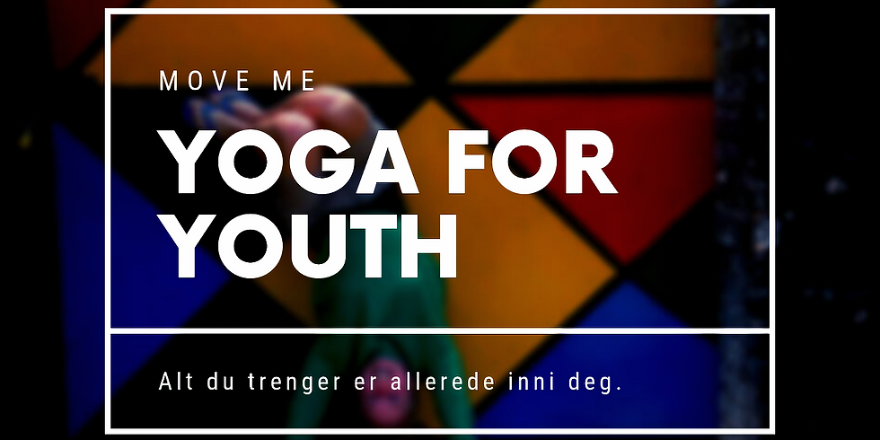 Move me // Yoga for Youth