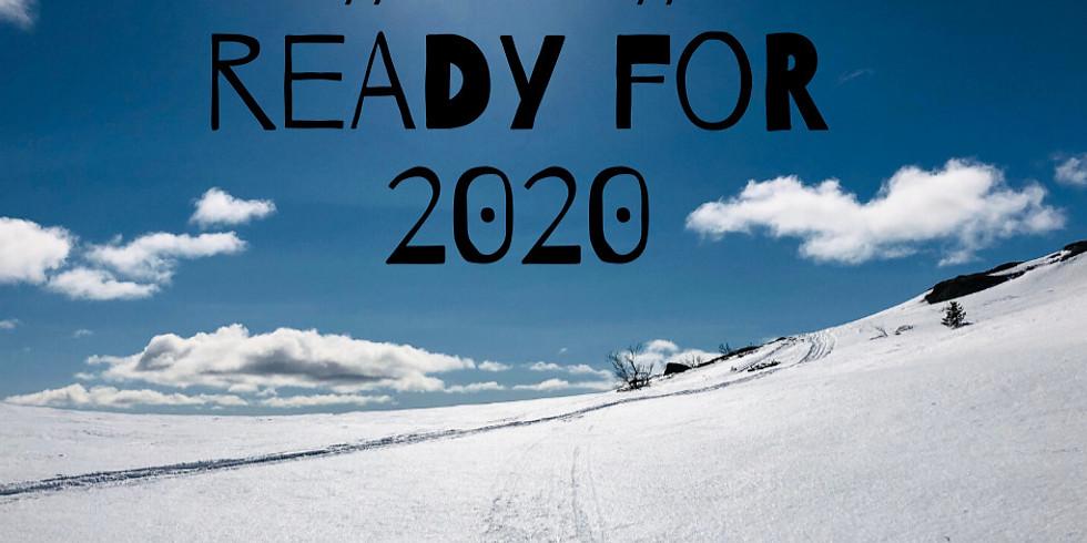 Move me // Asker! Gjør meg klar for 2020.