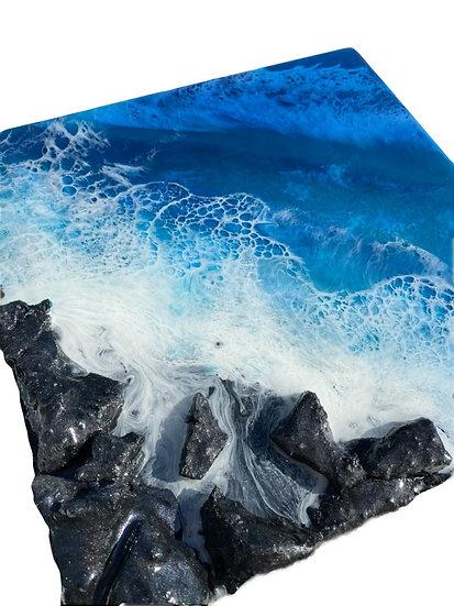 Lava Rock Coast I