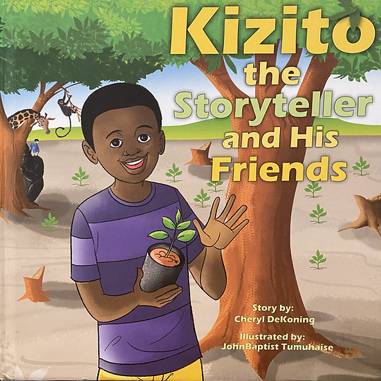 Kizito the Storyteller and His Friends