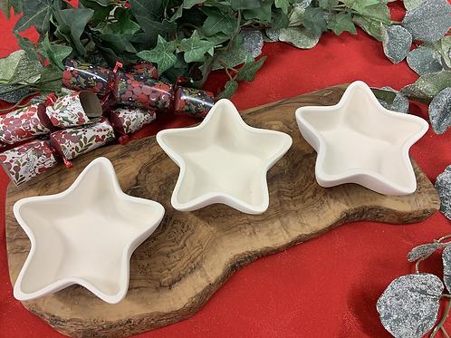 Star dip bowl set