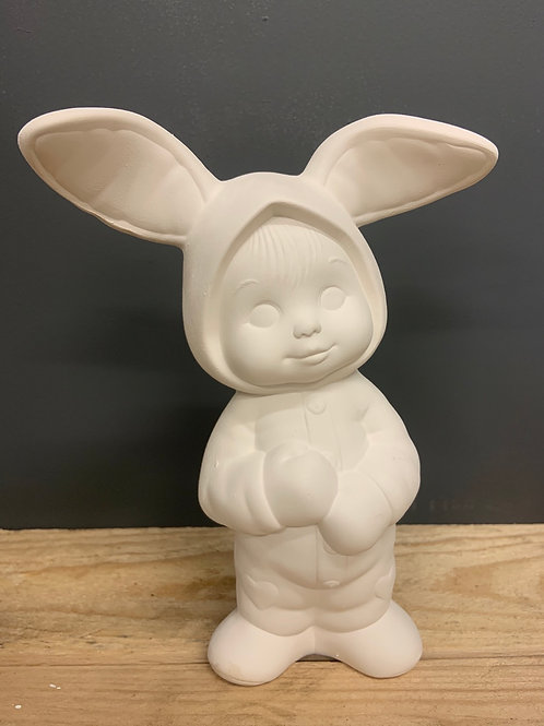 Bunny tot standing