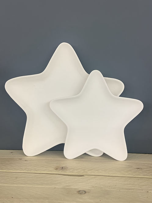 Star plate small