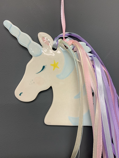 Unicorn hanger