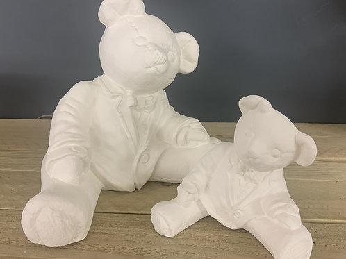 Small Mr Bear