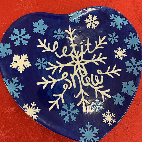 Let it Snow - Christmas project