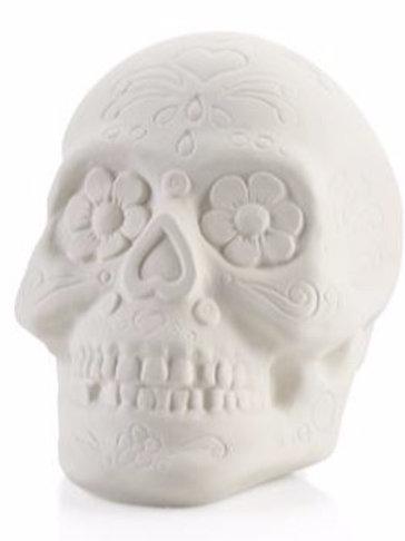 Sugar Skull Money Box