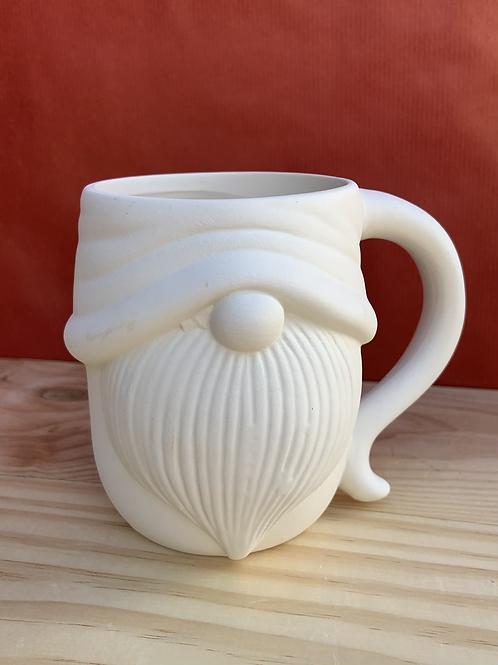 Scandi gnome mug