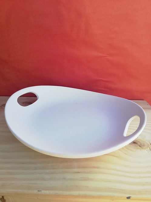 Handled platter
