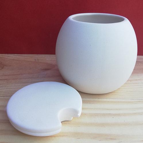Condiment pot