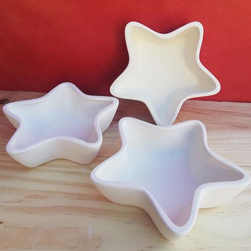 Star dip bowl