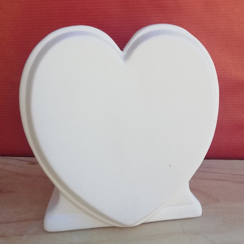Heart Pencil Pot