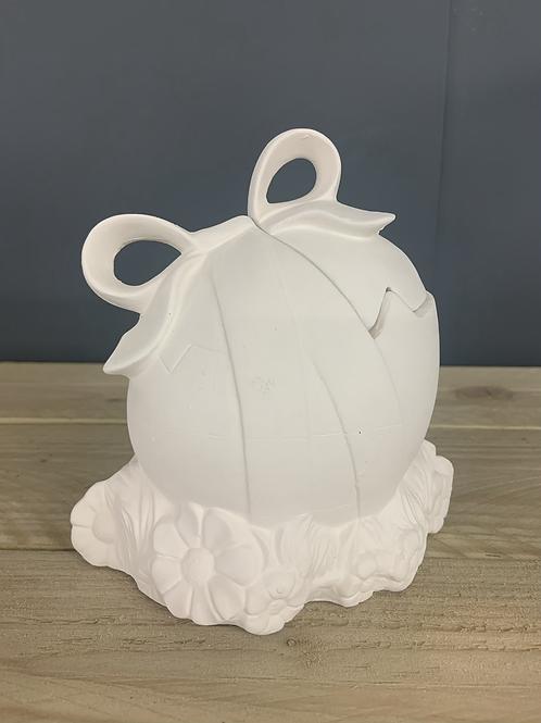 Easter Egg Trinket Pot