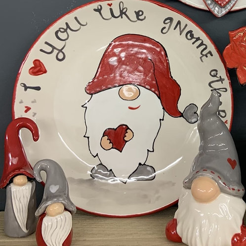 'Gnome Other' plate