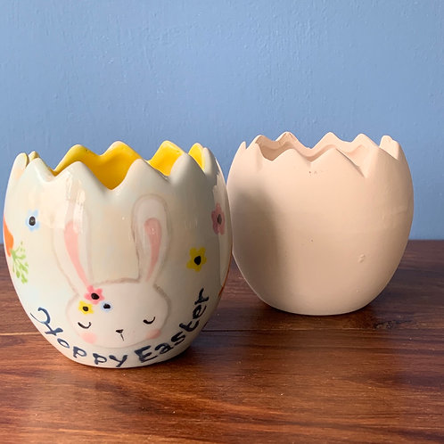 Cracked Egg Trinket Pot