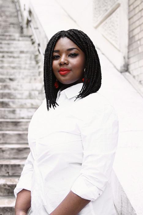 Diane Audrey Ngako, une figure de l'art contemporain africain est une collectionneuse et fondatrice de Douala Art Fair