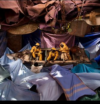 Oshun Art - Nicolas Henry - Sauvetage Des Migrants - Goree Senegal - 2017.png