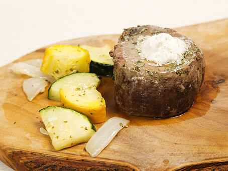 Whipped Garlic and Parsley Butter