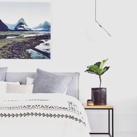 Scandanavian Style bedroom, London