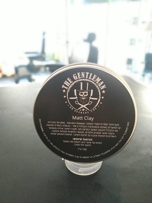 The Gentleman's Matt Clay