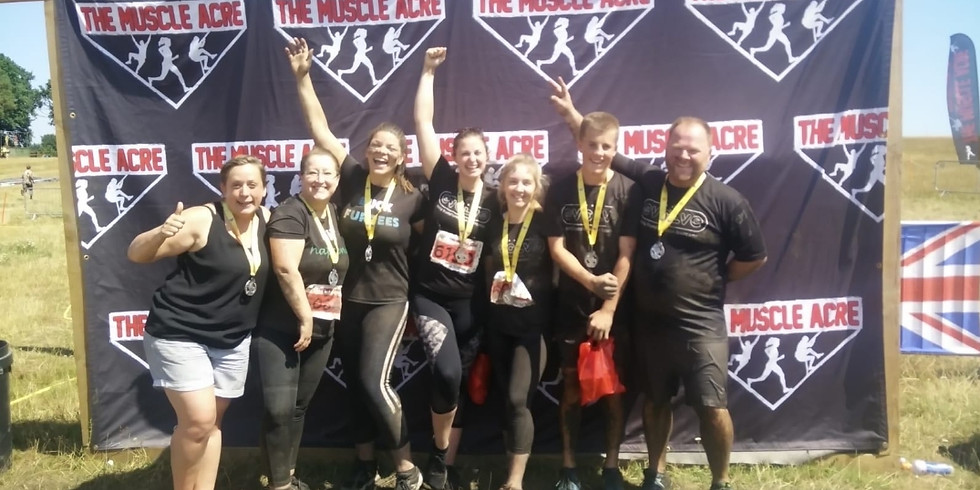 Muscle Acre - The last ever race!