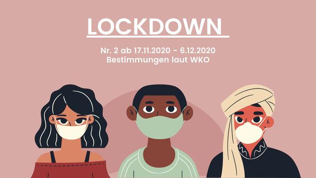 LOCKDOWN 17.11 - 06.12.2020