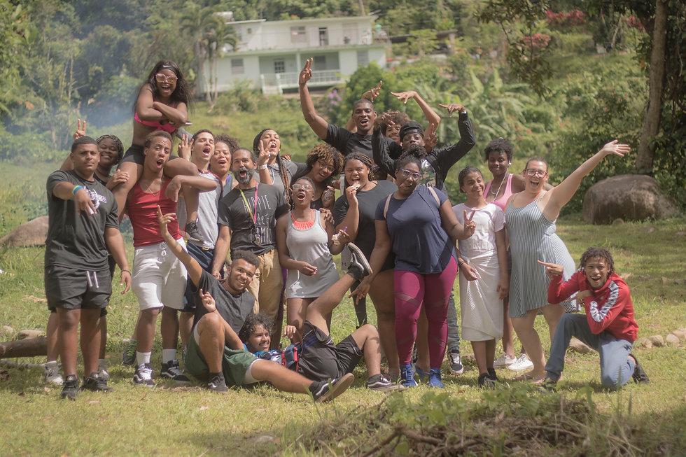 underdog DREAMS Tribe - Puerto Rico Grou