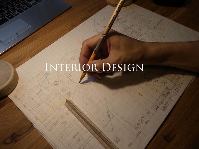d+Aのインテリアデザイン