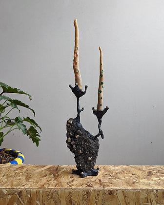 Asphalt Candelabra - 5 by Max McInnis