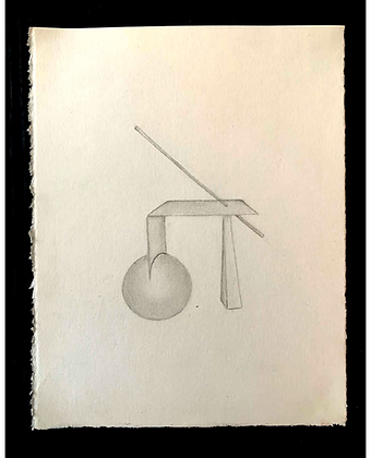 Possible Stability 3 by Olivia Berke