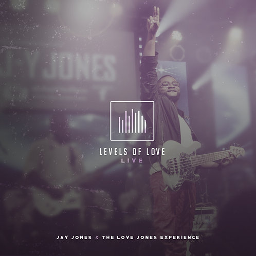 Levels Of Love: Live DVD