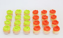 fiesta cupcakes
