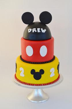 Mickey Cake