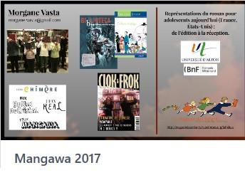 Présentation et échanges autour du manga, dans le cadre du Prix Mangawa à la médiathèque des Mureaux