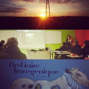 Animation : une journée sur les littératures de l'imaginaire à l'IREO de Condé sur Vire
