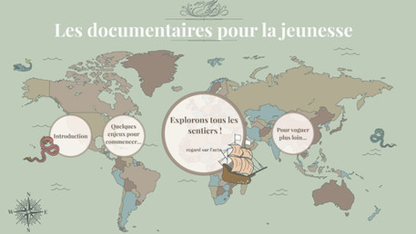 [Conférence/BDP de l'Essonne] Regard sur la production des documentaires jeunesse