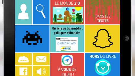 Conférence sur les politiques éditoriales et le transmédia à Montpellier