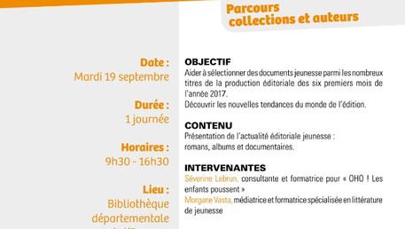 """Conférence : """"Regards sur la production éditoriale jeunesse"""" à la BdP de l'Essonne"""
